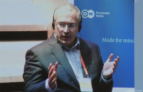 Mikhail Khodorkovsky. © Michelle Eickmeier