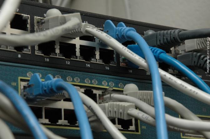 Cyberangriff auf Datennetz des Bundes