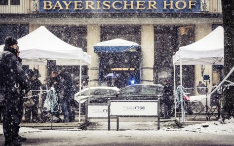 Münchner Sicherheitskonferenz. Frostige Zeiten zwischen Moskau und Washington.